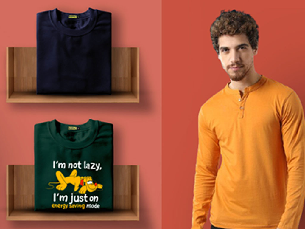 Trendy Types of Men's T-Shirts You Should Consider This Season