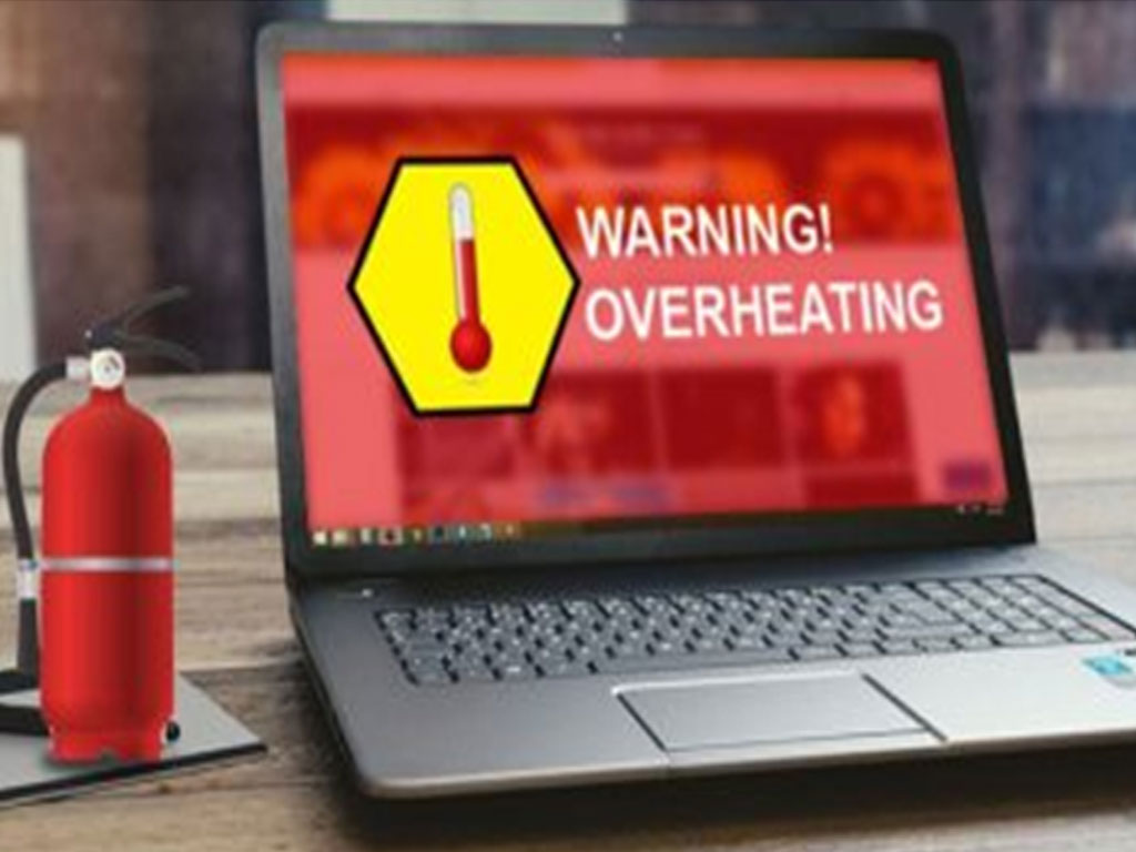Basic Tips to Keep Your Laptop from Overheating